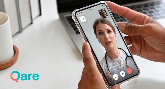 Qare - Votre téléconsultation médicale en ligne 7j7